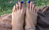 Erica Lauren XXX All The Way To My Feet I Pamper My Feet… They Are A Size 9 And I Keep Them Perfectly Erica Lauren XXX
