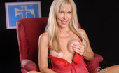 Erica Lauren XXX Erica Lauren In Red Chair Solo Action Hi Guy'S It'S Me Erica And Today I'M Taking Care Of Myself Erica Lauren XXX