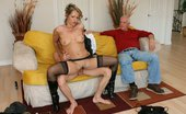Cuckold Extreme Hot Wife Kelly Fucks New Younger Cock While Hubby Watches Cuckold Extreme