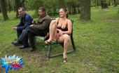 Cuties Flashing Little Arousing Sex Show For Two Very Lucky Hobos Cuties Flashing