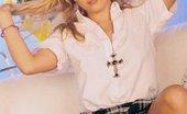 Ebina Models 488704 (XXX) Aria Loves Her Cross And Big Tits Ebina Models