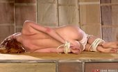 Ebina Models 488757 (XXX) Ginger Lixx All Tied Up Helpless And Gagged Ebina Models