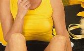Ebina Models (XXX) Blonde Slut Kandy Loves To Show Her Body Ebina Models