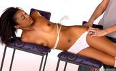 Ebina Models (XXX) Ebony Teen Cashmere Tied And Violated Ebina Models