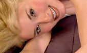Ebina Models 488902 (XXX) Blonde Cutie Alisa Tied In Bed Ebina Models