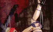 Ebina Models (XXX) Alisa Gaged And Tied In The Dungeon Ebina Models