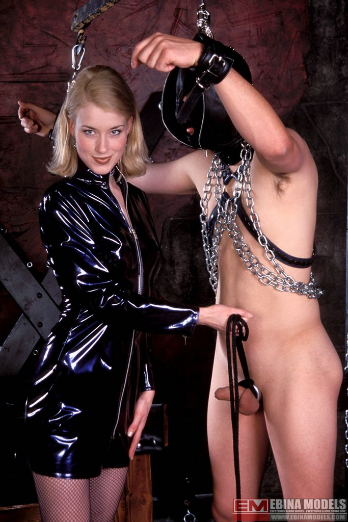 Ebina Models 488931 (XXX) Alisa In Fetish Cock Torture Ebina Models