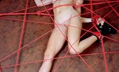 Ebina Models 488962 (XXX) Red Head Anna Lieb Tortured On A Wheel Ebina Models