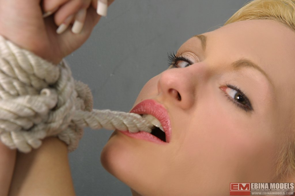 Ebina Models 489065 (XXX) Chrissy Sparks Tied Up And Tortured Ebina Models