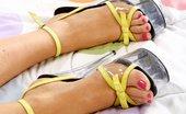 Ebina Models (XXX) Fallon Sommers Loves Her New Shoes Ebina Models