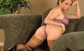 Ebina Models 489181 (XXX) Mandy Fisher In Coush Showing Her Huge Juggs Ebina Models