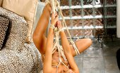 Ebina Models 489241 (XXX) Sweet Pixie Tied Up In Bed Ready For Punishment Ebina Models