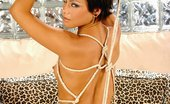 Ebina Models 489269 (XXX) Slutty Pixie Tied In Bed Waiting Ebina Models