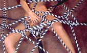 Ebina Models 489513 (XXX) Foxy Nikki Nova Tied To A Big Wheel Ebina Models