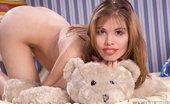 Ebina Models (XXX) Cutie Anna May In Bed With Vibro Friend Ebina Models