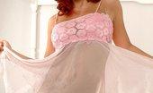 Ebina Models 489613 (XXX) Redhead Bombshell Ashley Robbins Posing Ebina Models