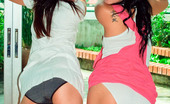 Dirty Pancake Girlfriends Two Amateur Asian Girlfriends Strip Naked Together Dirty Pancake
