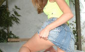 Sweet Irena Pretty Babe Fingers Tight Pussy Outdoors Sweet Irena