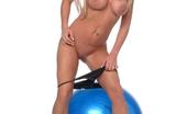 Big Tit Queens Busty Blonde Porn Babe Strips Undies Posing Big Tit Queens