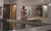 Mature Voyeur Videos Yummy Lady Filmed Poolside Unaware Of Spying Mature Voyeur Videos