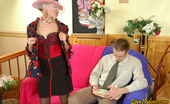 Love Nylons Alice & Mike Seductive Chick In Glamorous Stockings Gagging On Cock Before Frantic Sex Love Nylons