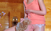 Love Nylons Mary & Jack Horny Guy Helps His Girl With Her Stockings Craving For Hardcore Nylon Sex Love Nylons