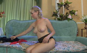 Lacy Nylons Natali White-Stockinged Nurse Strips Naked To Try On Gorgeous Black Lacy Stockings Lacy Nylons