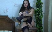 Lacy Nylons Keith Naked Girl Rummaging A Drawer For Her Favorite Black Nylons And Garter Belt Lacy Nylons