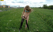Pissing Outdoor MILF Blonde Pissing In The FieldMILF Blonde Valentina Shows Her Small Tits And Pissing Outdoor In The Wide Open Field Pissing Outdoor