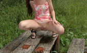 Pissing Outdoor Outdoor Pissing On A Wooden Table In The ForestOutdoor Nasty Pissing Of Teen Brunette Marina Who Pisses On An Old Wooden Table Found In The Forest Pissing Outdoor