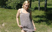 Pissing Outdoor 495835 Outdoor Pissing On The Road Wetting It With PeePissing Outdoor On An Old Ground Road Where Teen Blonde Irina Is Walking In A Hot Summer Day Looking For A Good Place For Outdoor Pissing Pissing Outdoor