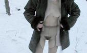 Pissing Outdoor 495874 Pissing Outdoor In The Snow Drift Is A FunOutdoor Pissing Of Nerd Teen Blonde Marina As She Goes Out In The Winter To Piss In The Snow Pissing Outdoor