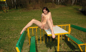 Pissing Outdoor Outdoor Pissing On Table And BenchsSmall Tits Brunette Valeria Pissing Outdoor On The Table And Benchs Located On The Green Opening Pissing Outdoor