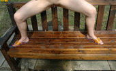 Pissing Outdoor Teen Blonde Pissing On The Park BenchNasty Teen Blonde Kati Pissing Outdoor In The Park Dousing The Park Bench With Her Piss Pissing Outdoor