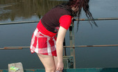 Pissing Outdoor 495906 Teen Brunette Outdoor PissingTeen Brunette Valeria Pissing Outdoor On The Lake Shore And She Pisses Big Pool On The Concrete Site Pissing Outdoor