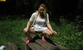 Pissing Outdoor Pissing Outdoor On A Wooden TableOutdoor Pissing On The Old Wooden Table Which Teen Blonde Kati Has Pissed All Over Pissing Outdoor