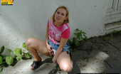 Pissing Outdoor Pissing Outdoor Near The HouseTeen Blonde Irina Pissing Outdoor Right Near The White House Wall Pissing Outdoor