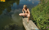 Pissing Outdoor Outdoor Pissing In The LakeTeen Blonde Irina Walks Naked And Pissing Outdoor In The Lake Waters Pissing Outdoor