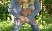 Pissing Outdoor 495988 Pissing Deep In The ForestTeen Blonde Olga Goes Deep In The Forest To Piss Outdoor Without Interruption Pissing Outdoor
