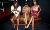 Private Classics Laura & Eva & Fovea & Melissa Fuck Contest World Record The World Record In Fucking Was Broken In This Masked Orgy Private Classics
