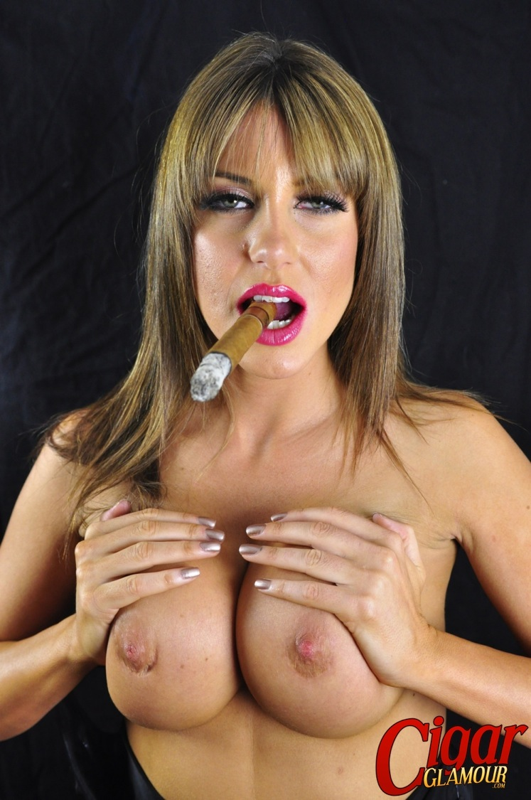 Valuable piece cigar big tits glamour consider, that
