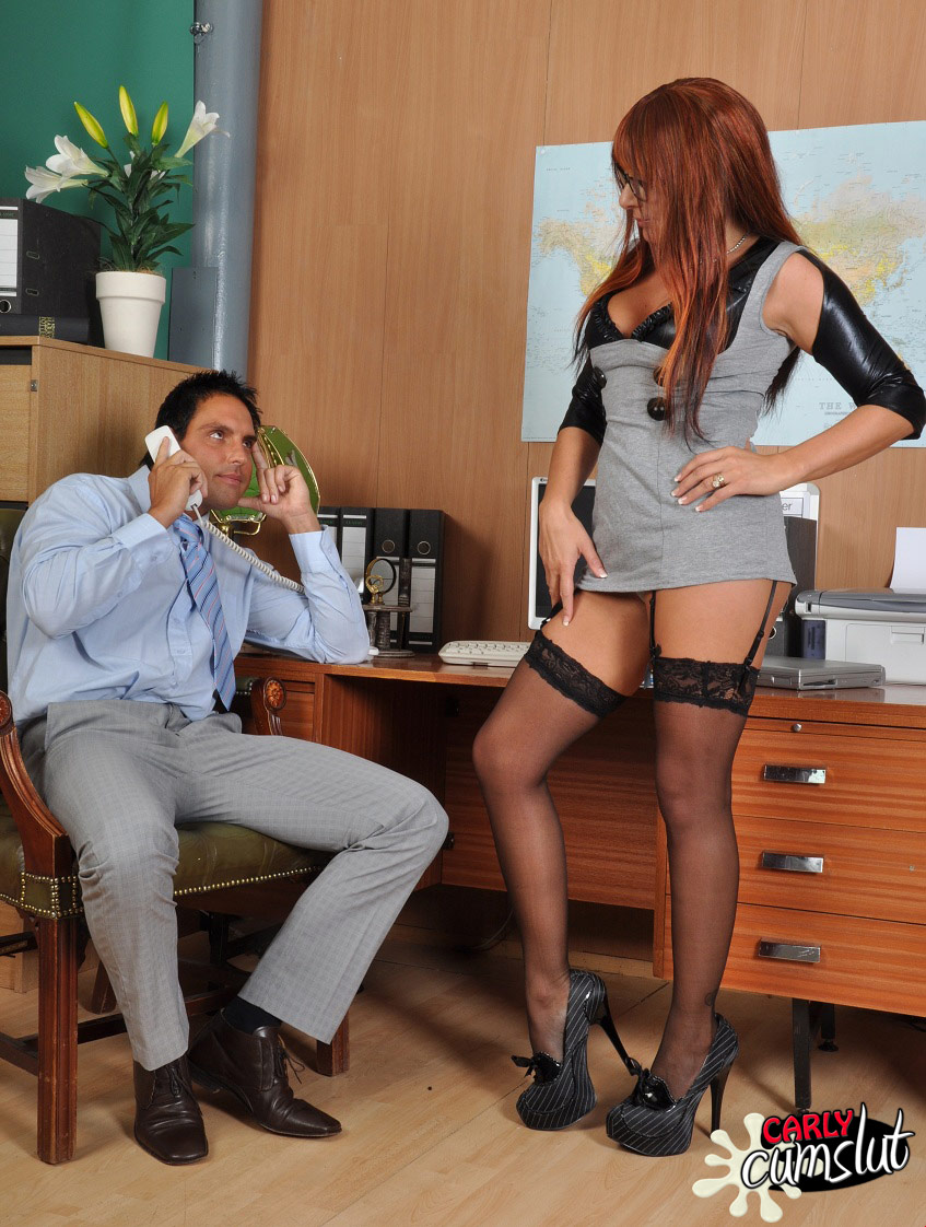 image The secretary 3 xxx kristina rose mark wood