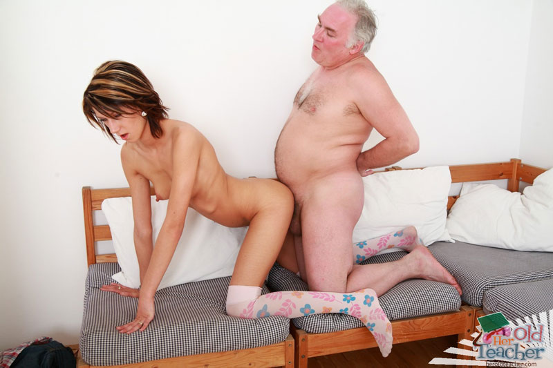 Sexy students entertain fucking and reaching strong orgasms 10