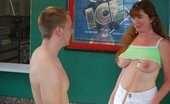 Gang Bang Dee 498471 Hardcore Fucking Dee By The Pool Table With Johnny Gang Bang Dee