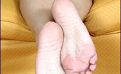 Foot Fetish Dreams Cute Brunette Showing Her Feet Foot Fetish Dreams