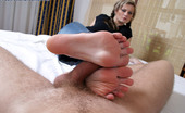 Foot Fetish Dreams Babe Making Firstime Footjob Foot Fetish Dreams