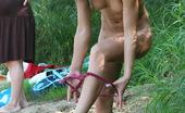 Swing Nudists Nudists In Heat Doin Some Crazy Swingin! Swing Nudists