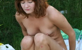 Swing Nudists Adorable Bitch Getting Nude On Camera. Her Sexy Body Looks Irresistible Swing Nudists
