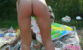 Swing Nudists So Many Female Nudists Absolutely Stripped In One Place. See All Of Them Now Swing Nudists