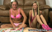 Taboo Tug Jobs Sex Board Games With Taylor Razz And Rene Do You Remember When Board Games Were All The Rage? I Wonder If That Includes Sex Board Games. They'Re Just As Popular. And They'Re Much More Fun. Taboo Tug Jobs